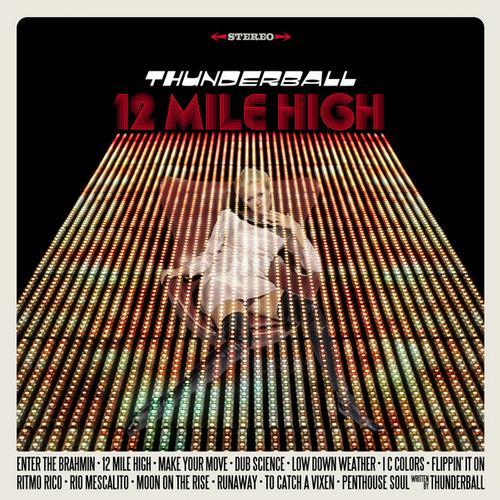 Album Art - 12 Mile High