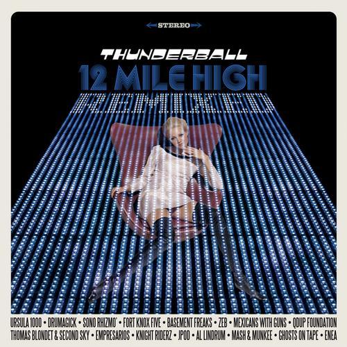 Album Art - 12 Mile High Remixed