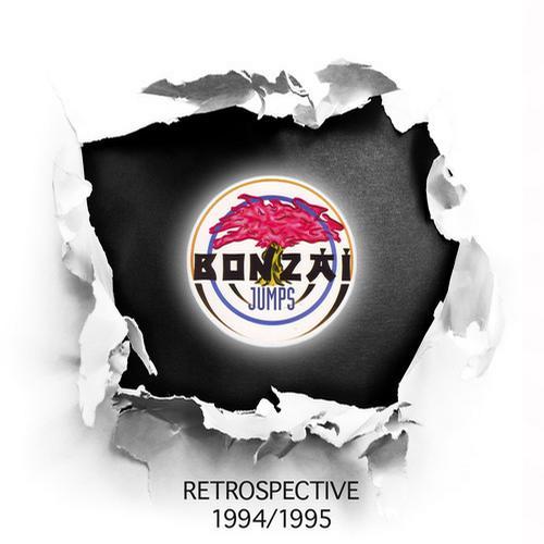 Album Art - Bonzai Jumps - Retrospective 1994/1995