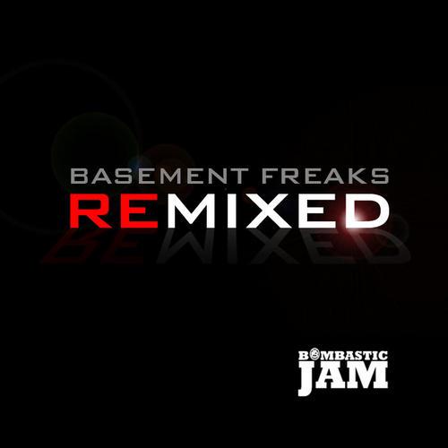 Album Art - Basement Freaks Remixed