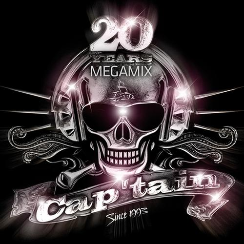 Album Art - Cap'tain Megamix 20 Years