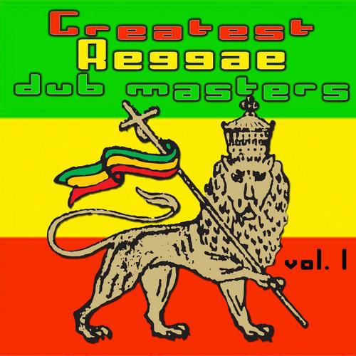 Album Art - Greatest Reggae Dub Masters Vol. 1 (Disc 2)