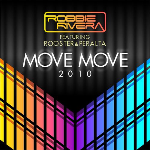 Album Art - Move Move 2010