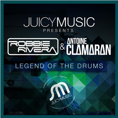 Album Art - Legend Of The Drums
