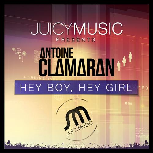Hey Boy Hey Girl Album Art