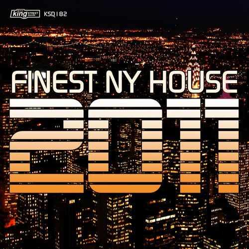 Album Art - Finest NY House 2011
