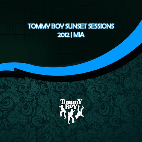 Album Art - Tommy Boy Sunset Sessions 2012 Miami