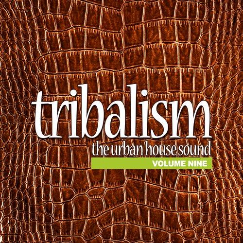 Album Art - Tribalism, Vol. 9 - The Urban House Sound