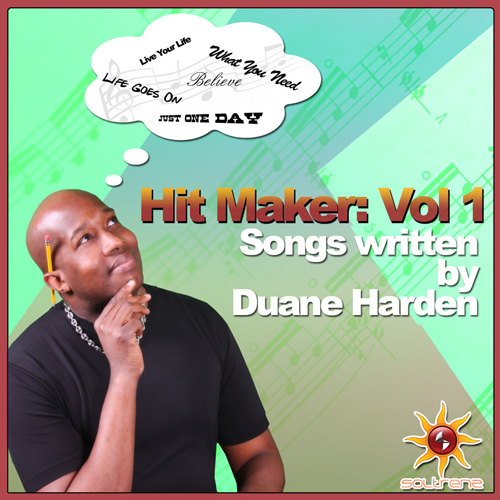 Album Art - Hit Maker Vol. 1: Songs Written By Duane Harden