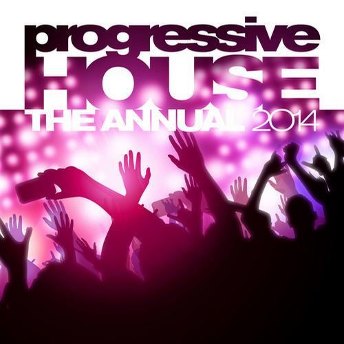 Album Art - Progressive House The Annual 2014