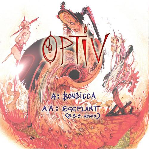 Album Art - Boudicca