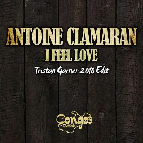 Album Art - Antoine Clamaran Presents Different Drums