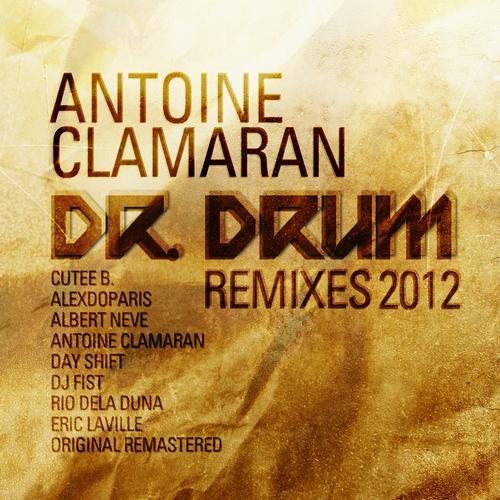 Album Art - Dr Drum 2012