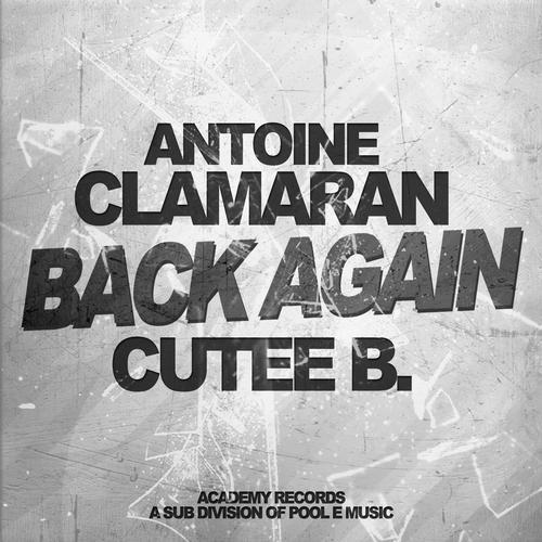 Album Art - Back Again (Winter 2013 Mix)