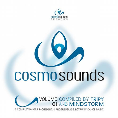 Album Art - Cosmo Sounds
