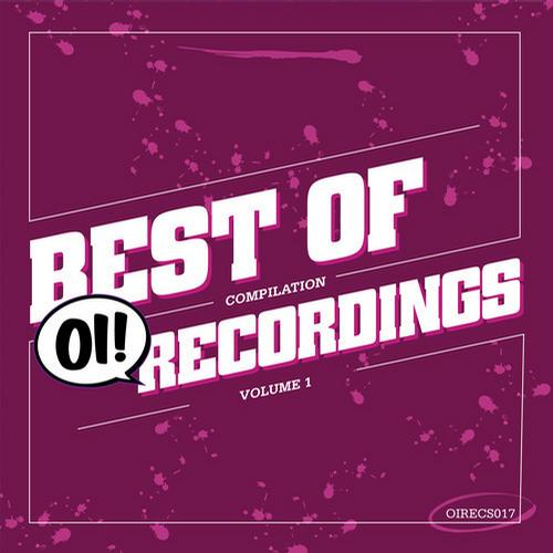 Album Art - Best Of Oi! Recordings Compilation Vol.1