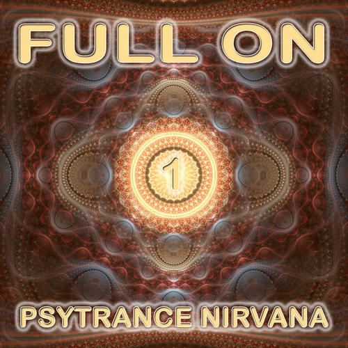 Album Art - Full On Psytrance Nirvana V1