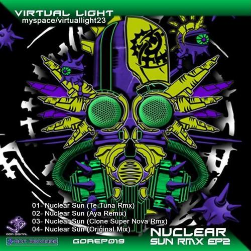 Album Art - Nuclear Sun Remixes 02