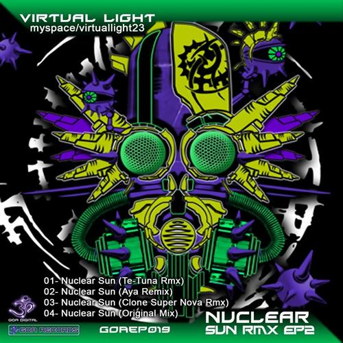 Album Art - Nuclear Sun Remixes EP2