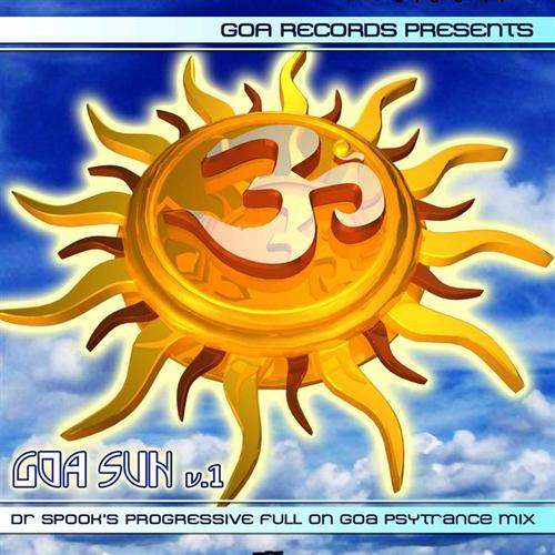 Album Art - Goa Sun Volume1