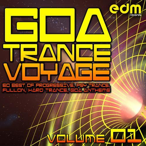 Album Art - Goa Trance Voyage, Vol.1 (60 Best of Progressive, Psy Trance, Fullon, Hard Trance, Goa Anthems)