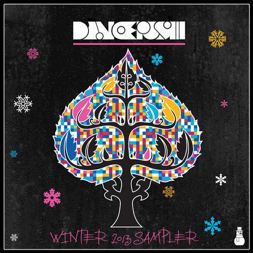 Dancepush Winter 2013 Sampler Album Art