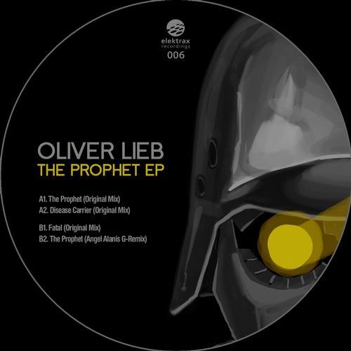 The Prophet EP Album Art