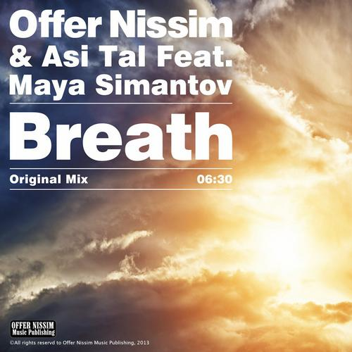 Album Art - Breath (feat. Maya Simantov)