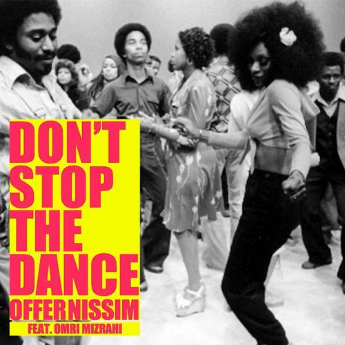 Album Art - Don't Stop the Dance