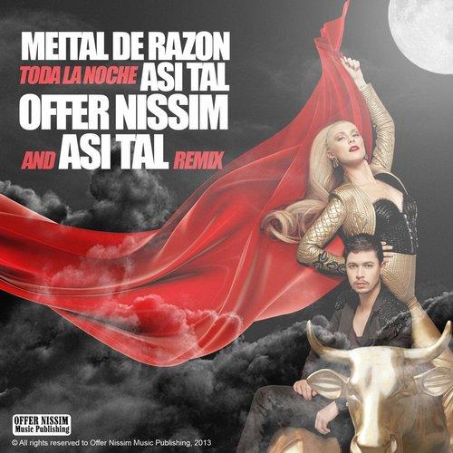 Album Art - Toda La Noche (Offer Nissim & Asi Tal Remix)