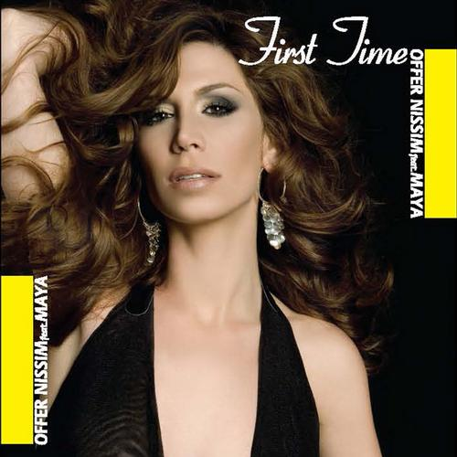 Album Art - First Time (Offer Nissim feat. Maya)