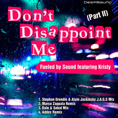 Don't Disappoint Me (Part 2) Album