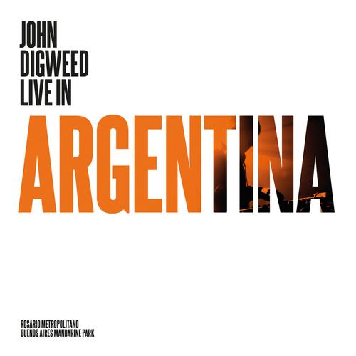 Album Art - John Digweed - Live In Argentina