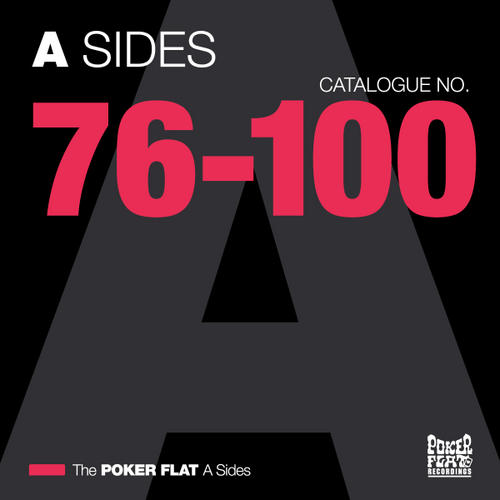 Album Art - The Poker Flat A Sides - Chapter Four (the best of catalogue 76-100)