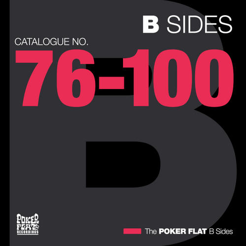 Album Art - The Poker Flat B Sides - Chapter Four (The Best Of Catalogue 76-100)