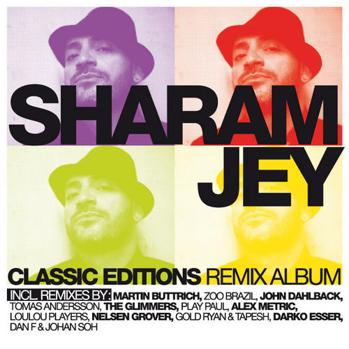 Album Art - Classic Editions Remixes