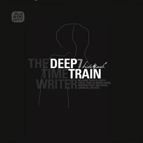 Deep Train 7 - Hide & Seek Album Art