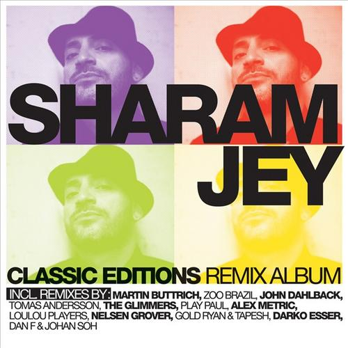 Album Art - Classic Editions Remix Album