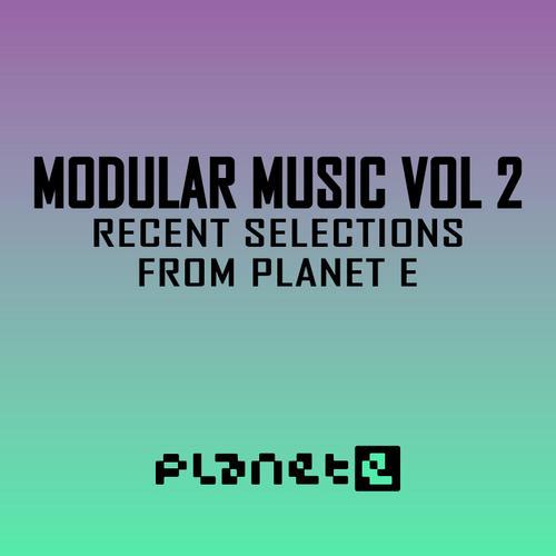 Album Art - Modular Music Volume 2