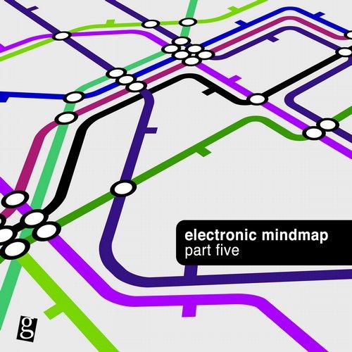 Album Art - Electronic Mindmap, Pt. 5