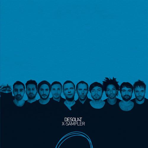 Album Art - X-Sampler