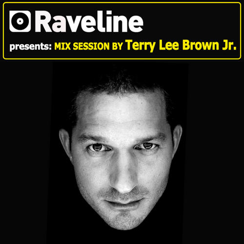 Album Art - Raveline Mix Session by Terry Lee Brown Junior