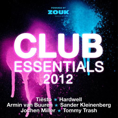Album Art - Club Essentials 2012 - 40 Club Hits In The Mix