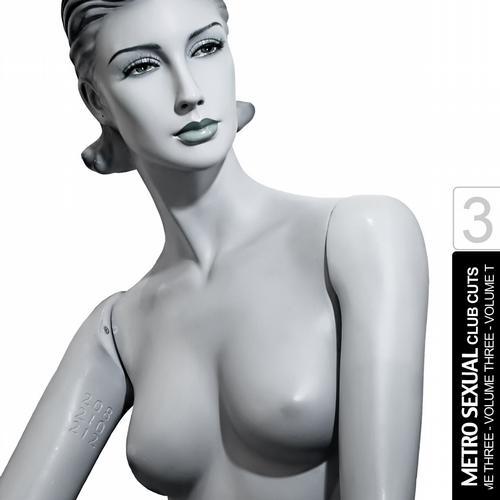 Album Art - Metro Sexual Club Cuts, Vol. 3
