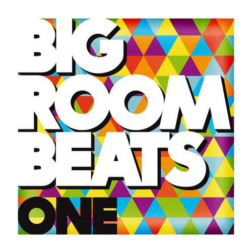 Album Art - Big Room Beats - Volume 1