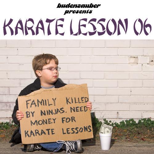 Album Art - Budenzauber pres. Karate Lesson 06