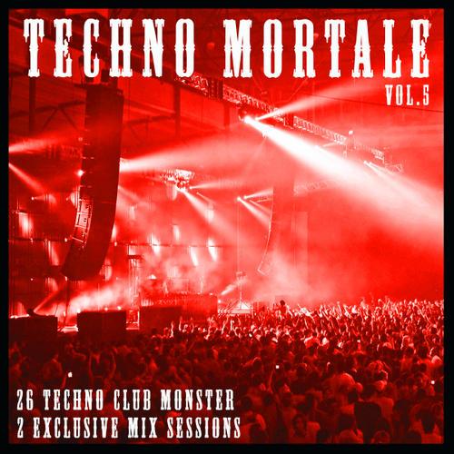 Album Art - Techno Mortale Volume 5