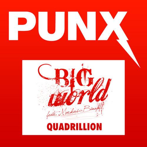 Album Art - Quadrillion