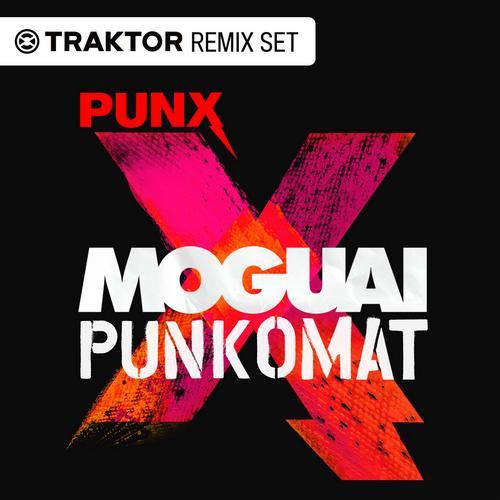 Album Art - PunkOmat (Traktor Remix Set)