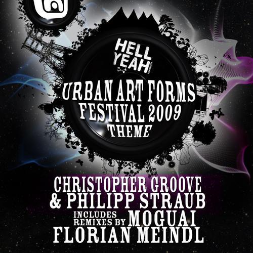 Album Art - UAF Theme 2009 (Vienna's Urban Art Forms Festival Official Soundtrack)